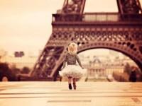 enfant à Paris