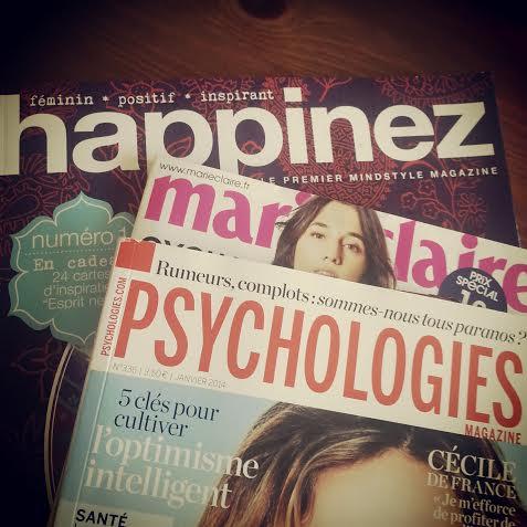 Happinez, un magazine à découvrir !
