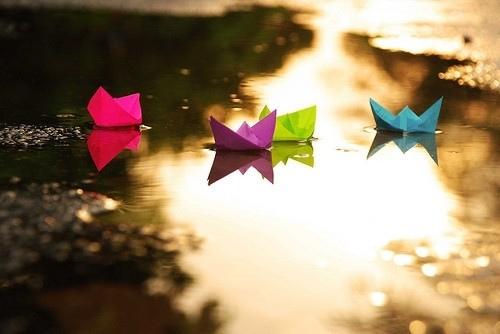 origami eau