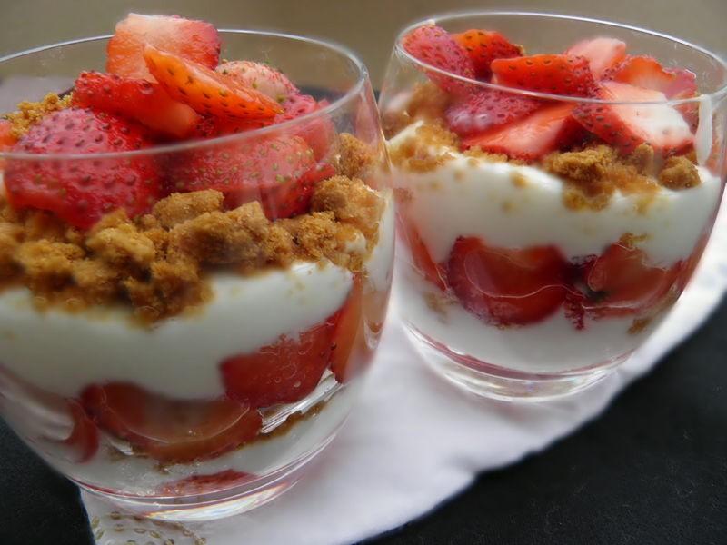 Des recettes de desserts qui font du bien