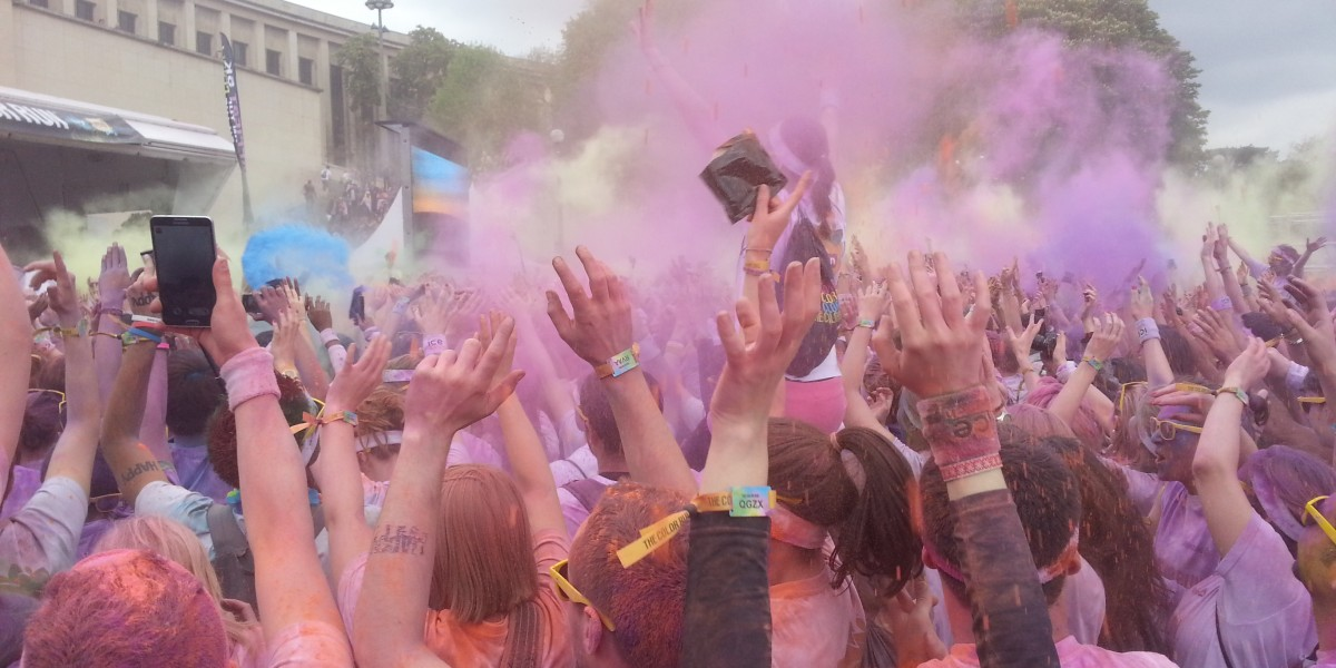 Color Run de Paris