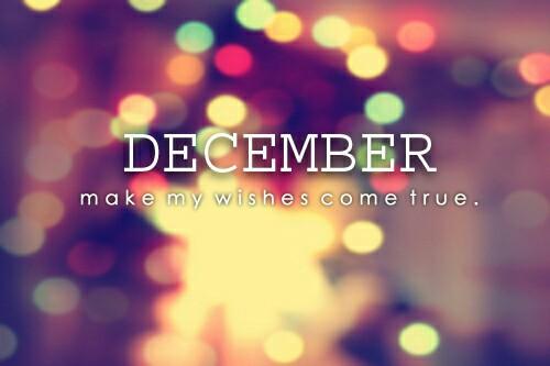 Aimer Décembre