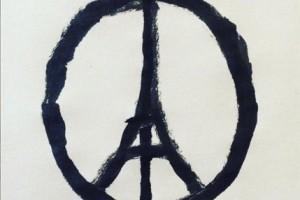 paris peace sign
