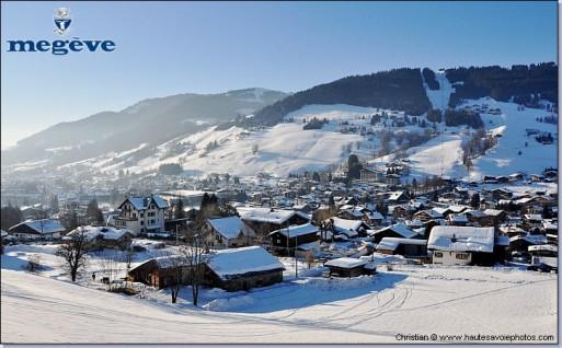 megeve station de ski familiale