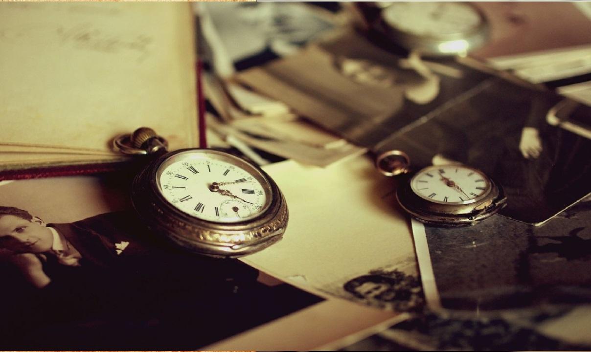 temps qui passe vintage