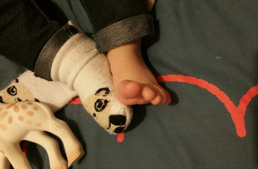 pieds de bebe