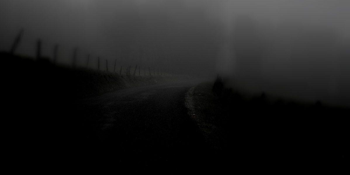 La fille dans le brouillard