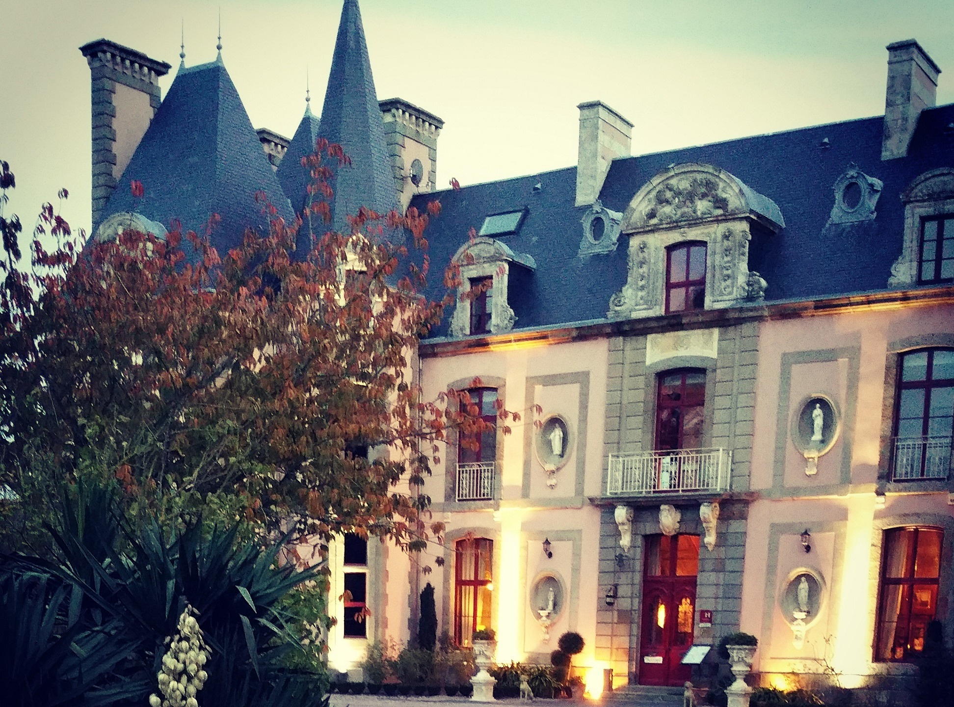 HOTEL CHATEAU COLOMBIER